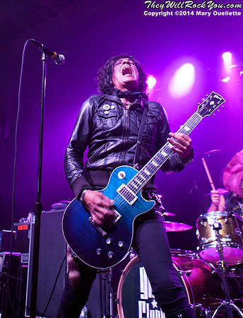 Bulletboys  <br> July 25, 2014 <br> Casino Ballroom - Hampton Beach, NH <br> Photos by: Mary Ouellette
