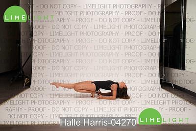 Halle Harris