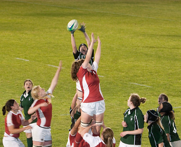 Dartmouth Womens Rugby at Stanford
