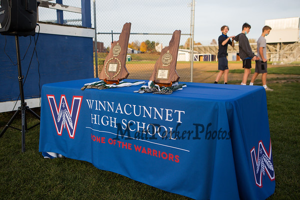 2020-11-7 WHS Boys Soccer vs Windham State Finals