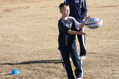 Red Rock Tournament: Kiddie Rugby