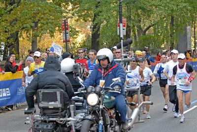 NYC Marathon 2006 Selects