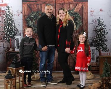Sitton Family Christmas 2020