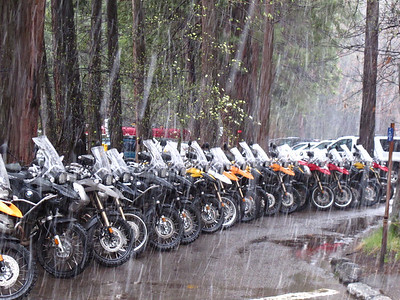 BMW 2010 GS PRESS LAUNCH