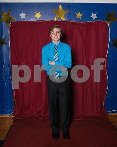 2014 8th Grade Dance Portraits