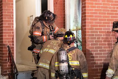 200blk Chestnut St - City of Coatesville - House Fire