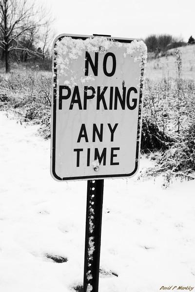 No Papking