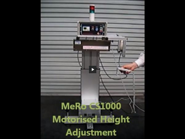 MeRo CS1000 Motorised Height Adjustment