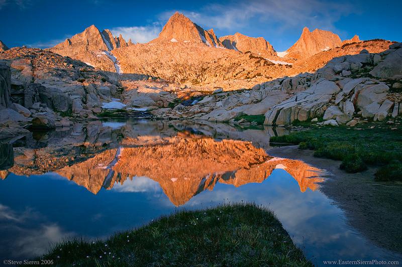 Granite Reflection, Eastern Sierra Nevada