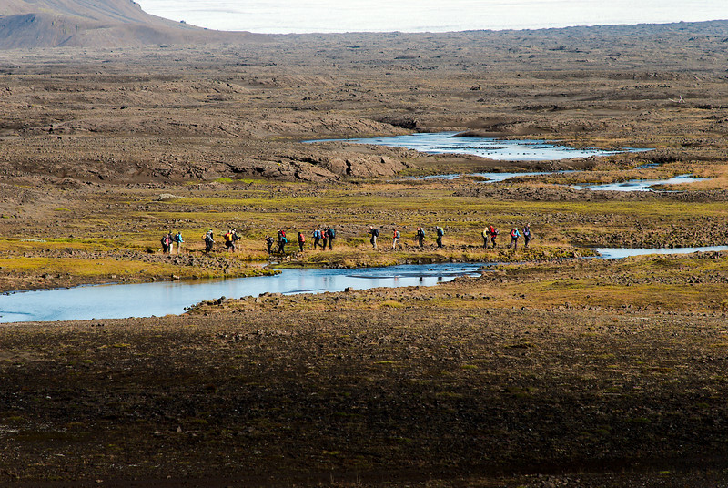 Högnhöfðahópurinn við Brúará