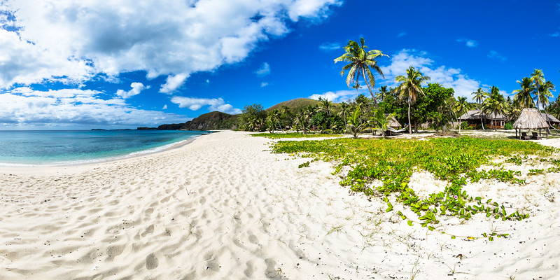 Deluxe Beach at Yasawa Island Resort & Spa