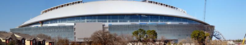 Cowboy's stadium