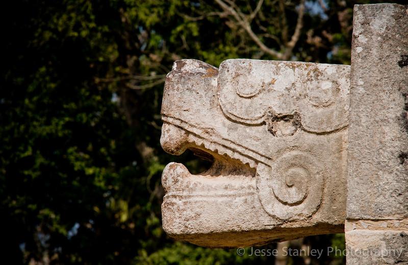 Feathered Serpent, Chichen Itza