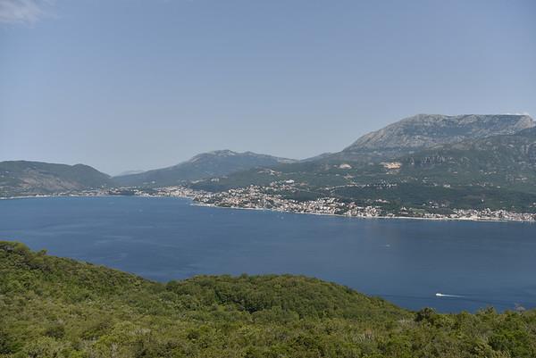 Luštica Peninsula, Montenegro