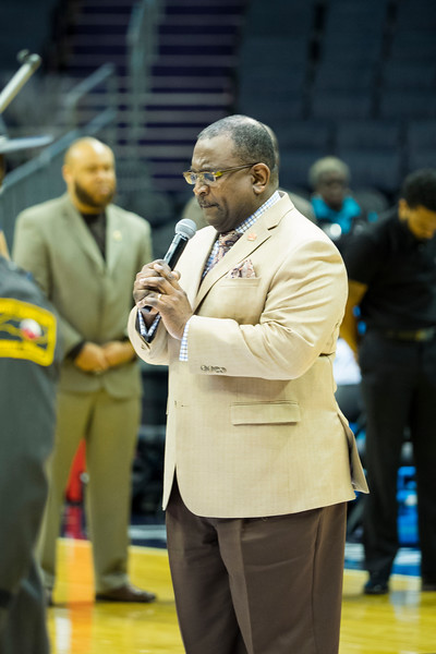 Bowie St vs Virginia State 3-2-18 by Ed Chavis