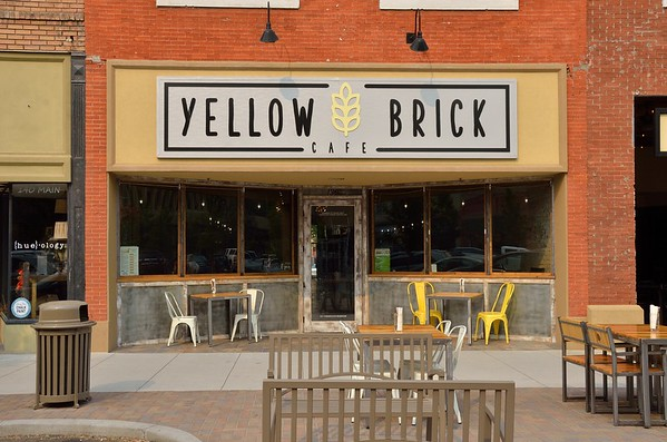 Yellow Brick Cafe