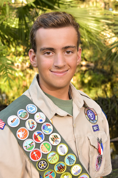 Nate's Eagle Scout Court of Honor