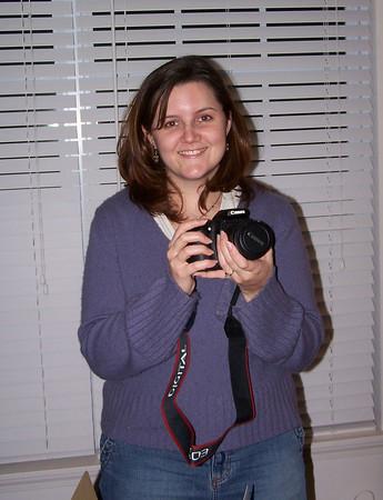 Lisa's Birthday at Olive Garden - December 12, 2005