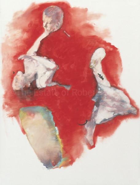 Pas de Deux - Colour Study (2003)