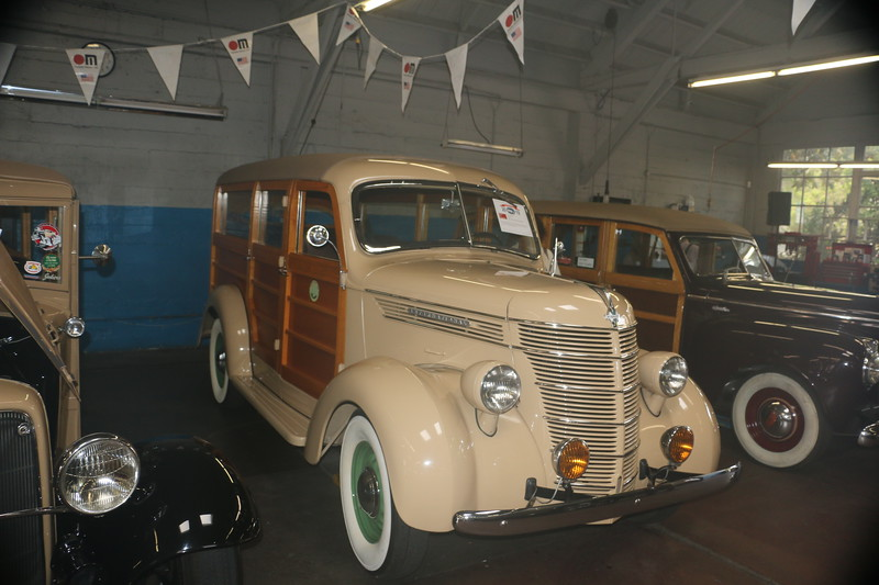 1938 International Station Wagon Moller