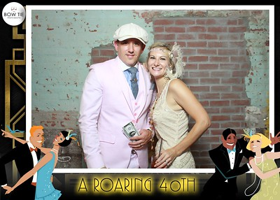 Chris Barnett | Roaring 40th Birthday Bash