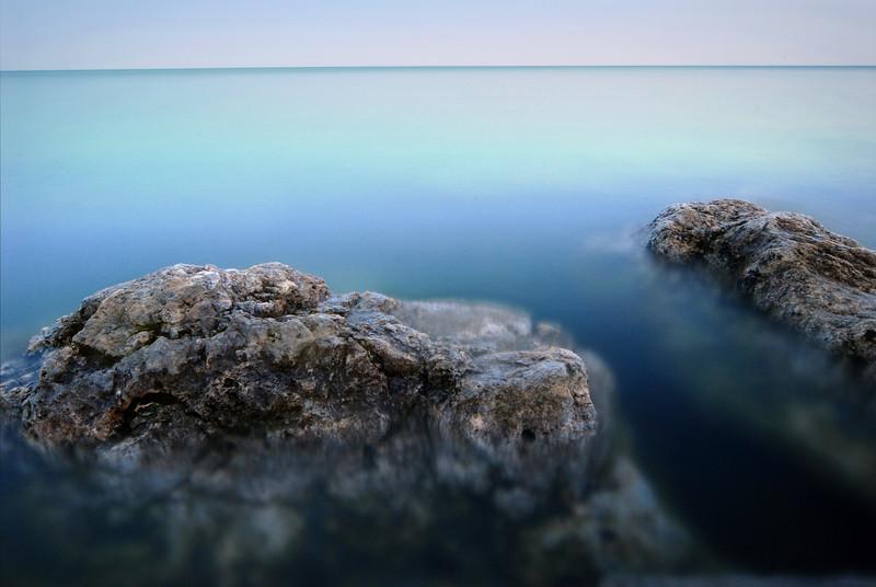 "Rocks, ""The Beach"", Toronto"