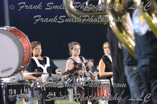 2014-09-19 - Varsity vs Columbus - Dance-Band-Cheer