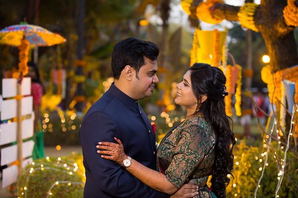 Aditya & Devanshi Sangeet Sandhya