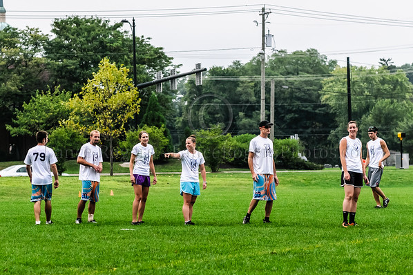 2012 USA Ultimate Founders Club Mixed Sectionals Key Party! vs The Muff'n Men
