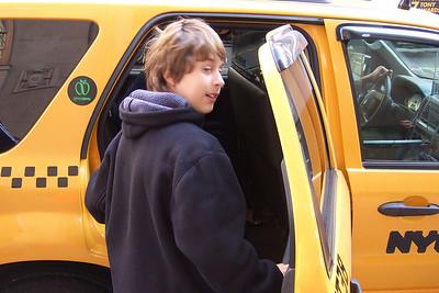New York City - Jake