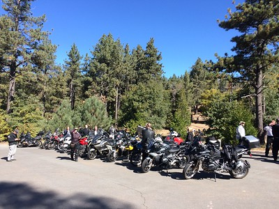 October 21 New Members Ride