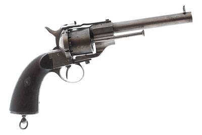Norwegian M/64/98 pinfire Revolver
