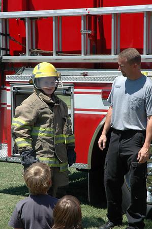 YMCA Fire Safety Day