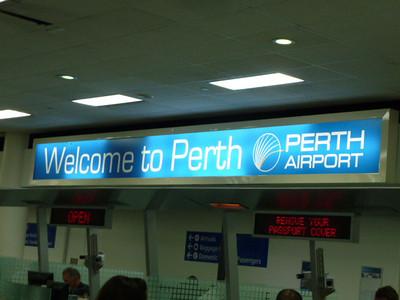Australia: Perth & Fremantle (2013)