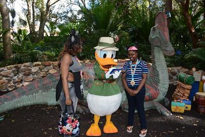 Daniel's Disney Vacation