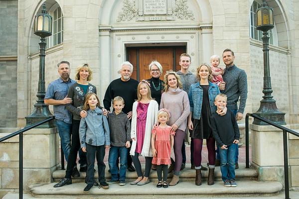 Hobson Extended Family2019