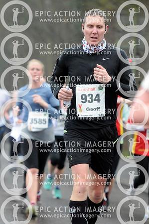 Surrey Half Marathon 2017 2a