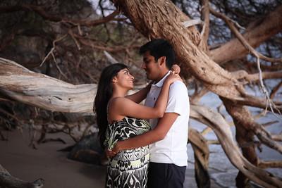 Anuja & Amith Dec 2014 Maui