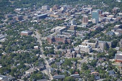 Ann Arbor & M Campus - August 2012