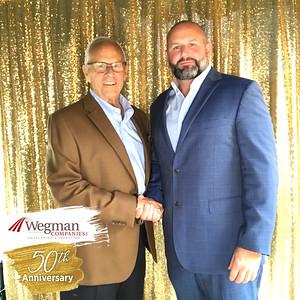 Wegman Companies 50th Anniversary