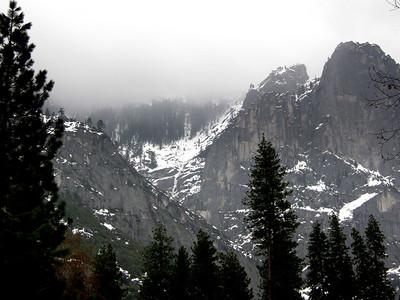 Yosemite Day 2 Afternoon