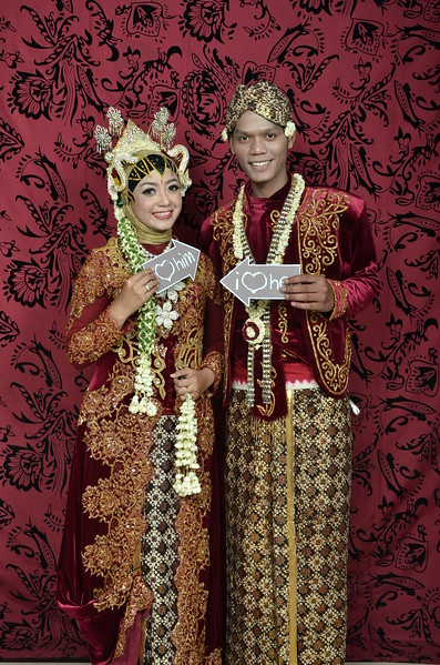 160521 | The Wedding Sari & Zulkarnaen