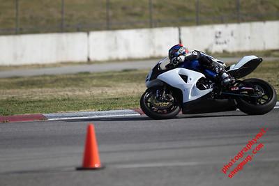 Fastrack Riders California Speedway 02 18 2012