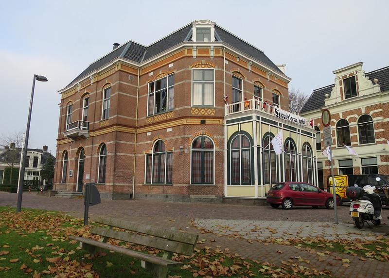 Posthuis Theater, toneelstuk in het fries