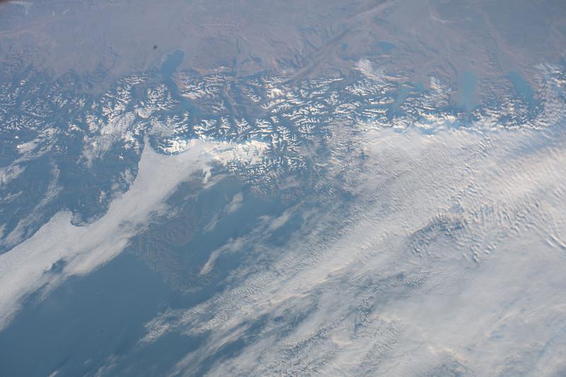 Glaciers, Patagonia region, South America