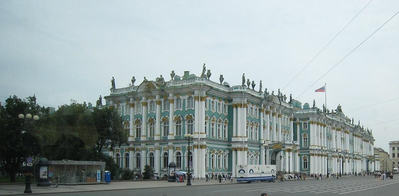 The Hermitage, St. Petersburg