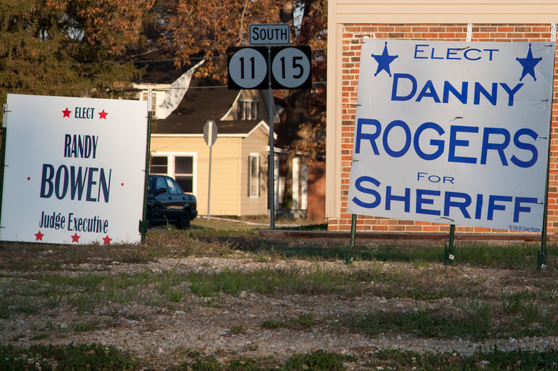Vote for you local Sheriff - could have handy kick backs!!