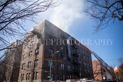 Bronx 3rd Alarm Box: 2389 957 Woodycrest Ave. 21 Mar 21