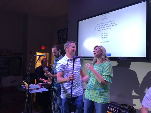 Live Band Karaoke at The Break Room 6/24/17