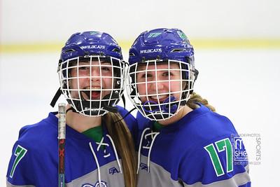 Varsity Girls Hockey vs Lakeville North 5-4OT